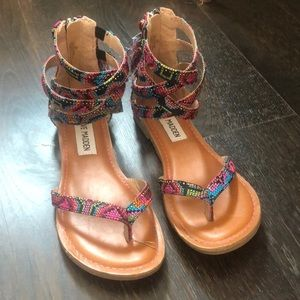 Girls Steve Madden Sandals
